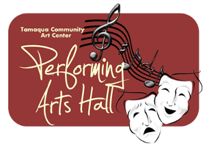 Performing Arts Hall logo