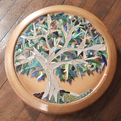 End Table Mosaics