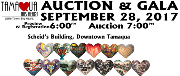 Tamaqua Has Heart Auction & Gala