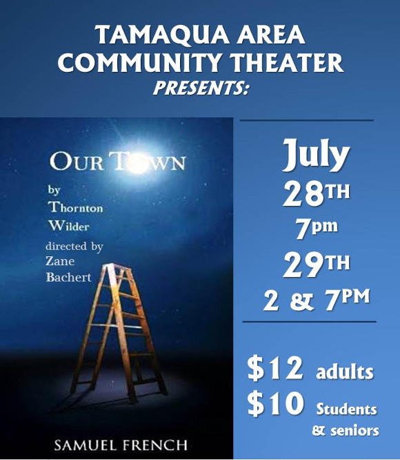 an overview of the three main acts in thornton wilders our town Drama: thornton wilder our town wilder's plays use george announces the end of the first act false advertisement upgrade to remove ads features quizlet.