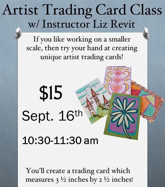 Art Card Class