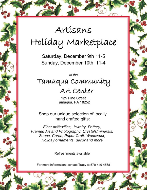 Holiday Marketplace