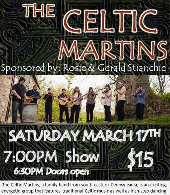 Celtic Martins