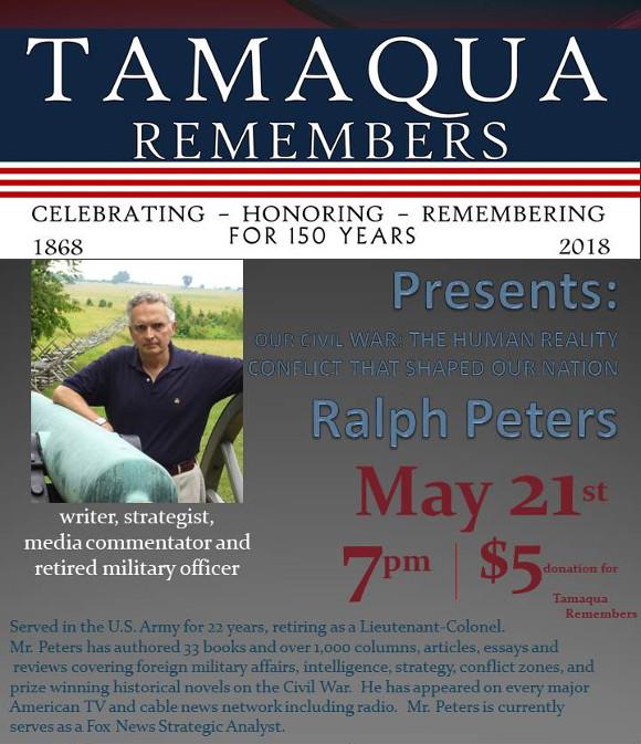 Tamaqua Remembers
