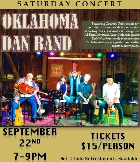 Oklahoma Dan Band