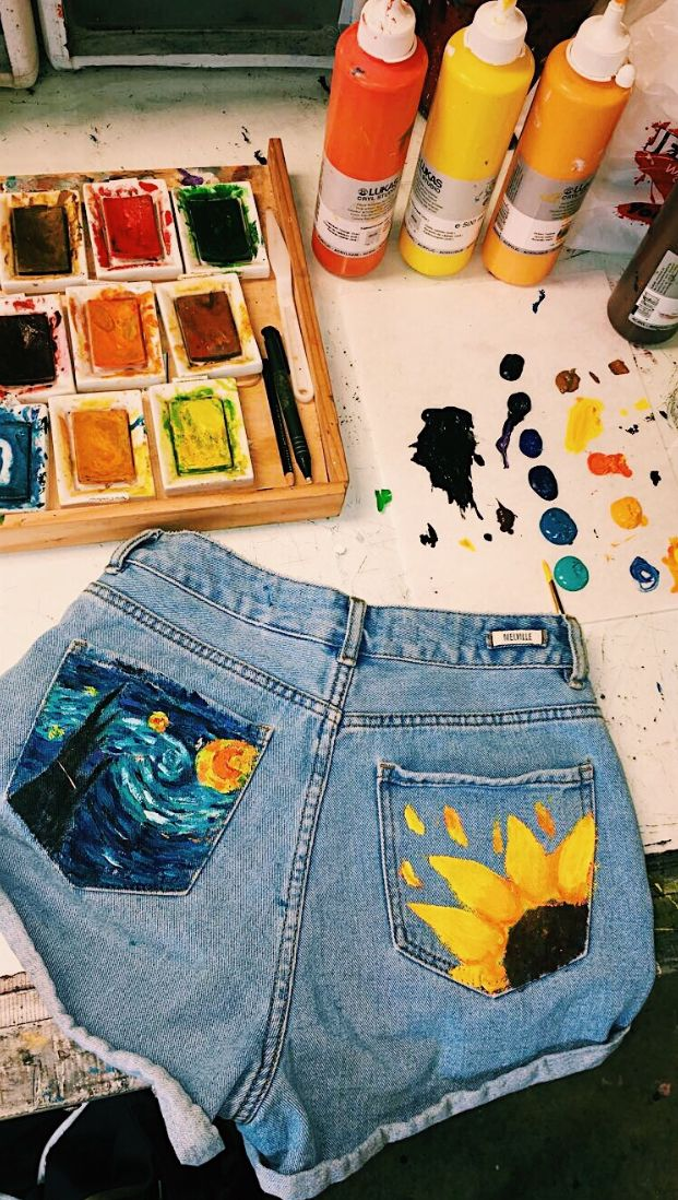 Teens Paint Your Pockets