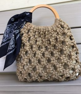 Macramé Purse Workshop