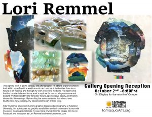 Gallery Exhibit - Lori Remmel