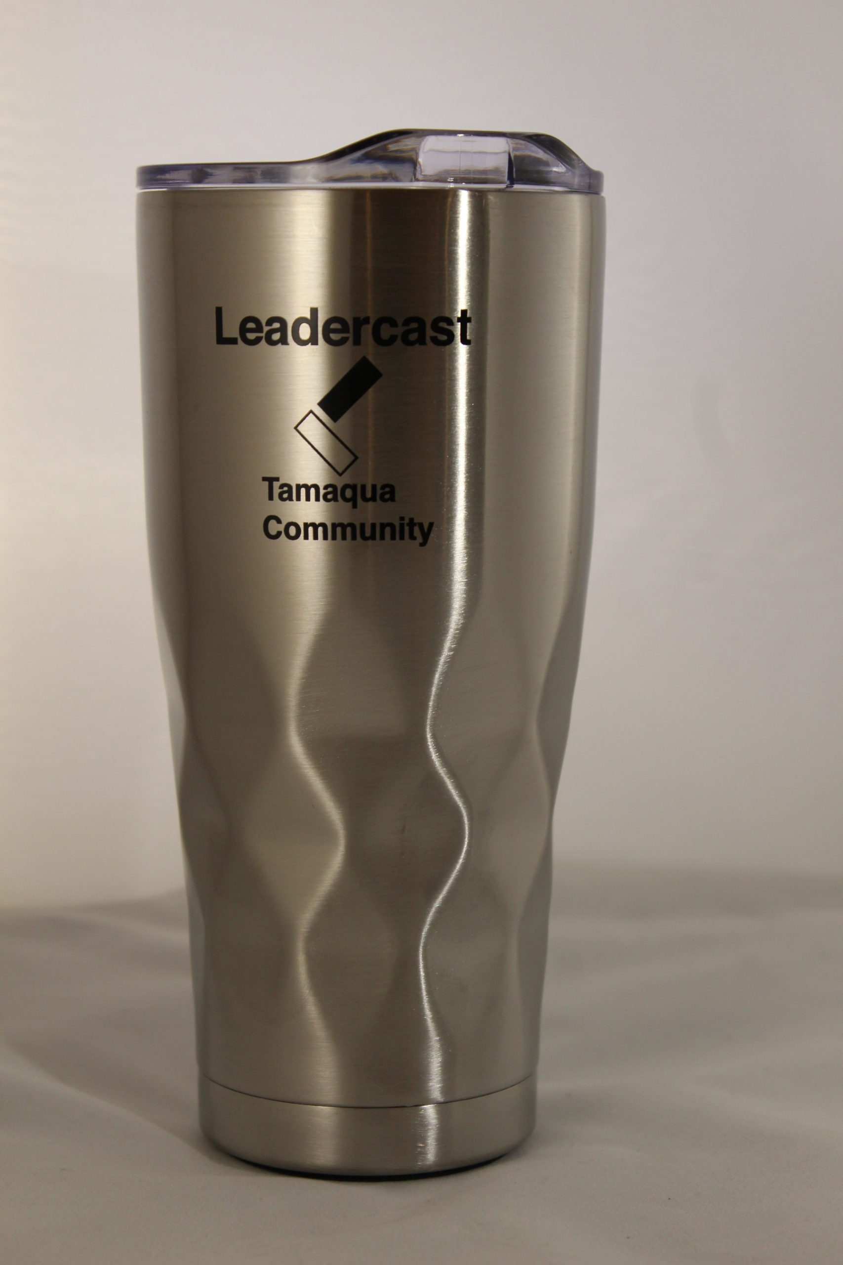 Tamaqua Community Leadercast Stainless Steel Travel Tumbler